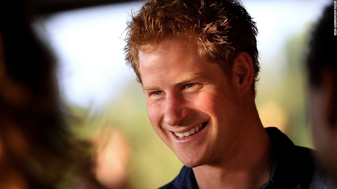 Prince Harry Fast Facts - CNN